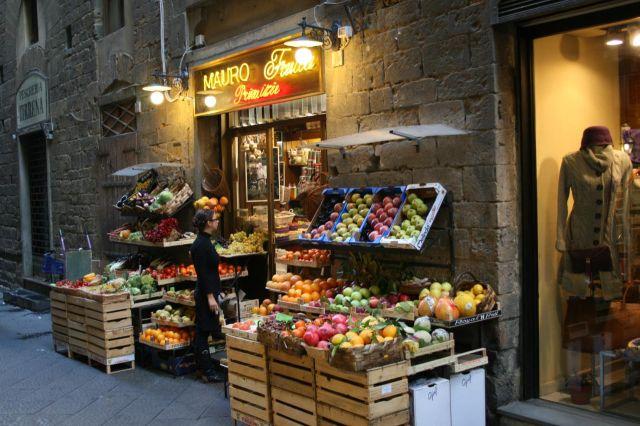 Venice fruit & veg