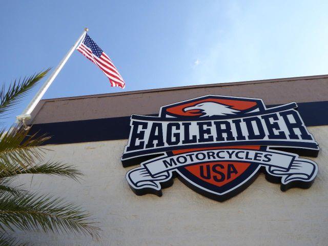 Bikes returned to Eagle Rider